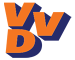 logo Mark Rutte (VVD)