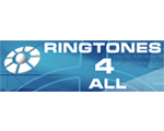 logo Ringtones 4 all