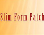 logo Slim Form Patch