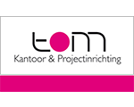 logo Tom Kantoor & Projectinrichting