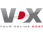 logo VDX Webhosting