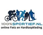 logo 100% Sportief