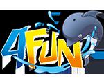 Logo 4 Fun Fantasy