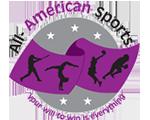Logo All American Sports