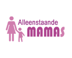 Logo Alleenstaande-mamas.nl