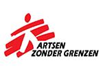 Logo Artsen zonder grenzen