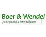 Logo Boer & Wendel
