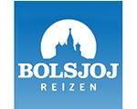 Logo Bolsjoj Reizen