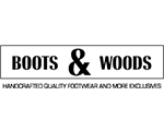 Logo Boots&Woods