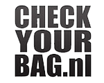 Logo Check Your Bag