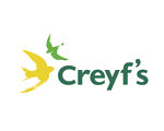 Logo Creyf's Uitzendbureau