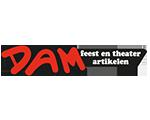 Logo Dam Feestartikelen