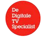Logo De Digitale TV Specialist