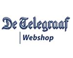 Logo De Telegraaf Webshop