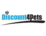 Logo Discount4Pets