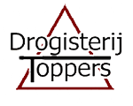 Logo Drogisterij Toppers