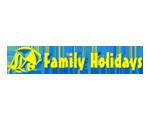 Logo Family Holidays