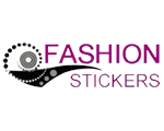 logo Fashion Stickers