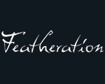 logo Featheration Fashion