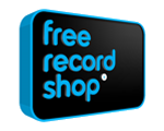 Logo Free Record Shop