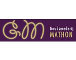 logo Goudsmederij Mathon