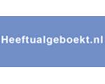 Logo Heeftualgeboekt.nl