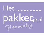 logo Het pakketje.nl