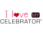 Logo I love my celebrator shop
