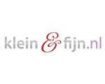 Logo Klein & Fijn