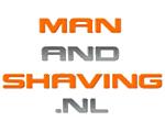 logo ManandShaving.nl