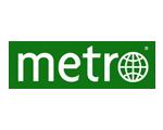 Logo Metro Nieuws