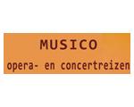 Logo MUSICO Reizen