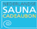 logo Nederlandse Sauna Cadeaubon