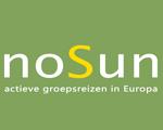 Logo noSun Groepsreizen