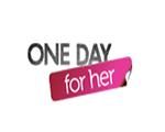 Logo OneDayForHer