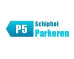 logo P5 Parkeren Schiphol