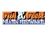 logo Piraten feestwinkel