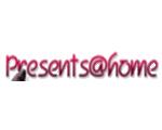 logo Presents@home