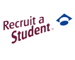 Logo Recruit a Student