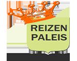 Logo Reizen Paleis