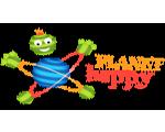 Logo Speelgoedwinkel PlanetHappy