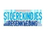 Logo Stoerekindjes regenkleding