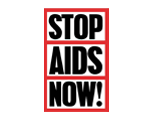 logo Stop Aids Now