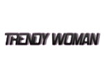 logo Trendy woman
