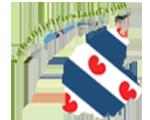 Logo Vakantie Friesland