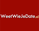 Logo Weetwiejedate.nl