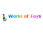 Logo World of Toys
