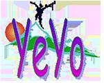 Logo Yeyo Jongerenvakanties